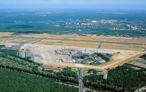Flughafen Tegel – Bebauungspläne 12-50a, 12-50 ba, 12-50bb, 12-51