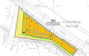 Am Carlsgarten – Änderung Bebauungsplans 11-14a für eine Teilfläche