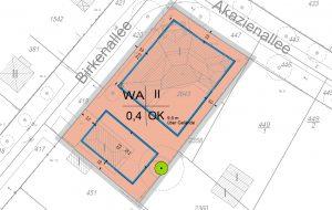 Bebauungsplan Birkenallee 13, Wandlitz