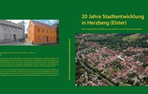 """Buch """"20 Jahre Stadtentwicklung in Herzberg (Elster)"""""""