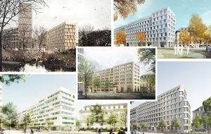Gutachterverfahren Hotel-Neubau Englische Straße