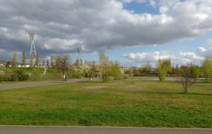 Erweiterung Mauerpark – Bebauungsplan I-64b