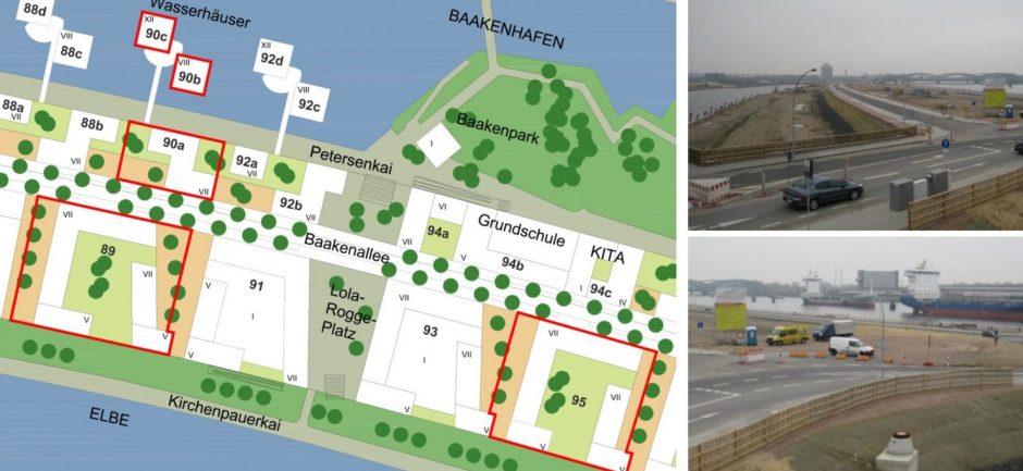 Investorenauswahlverfahren Hafencity Hamburg - Auszug Vorprüfbericht