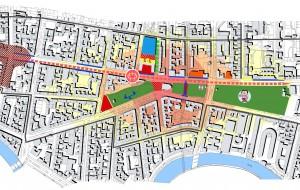 Entwicklungskonzept Aktives Stadtzentrum Turmstraße