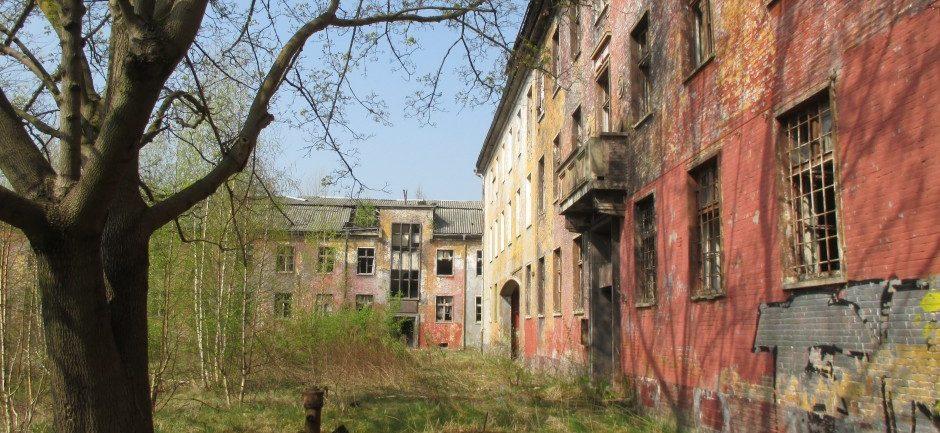 ehemalige Kaserne Krampnitz