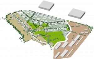 Masterplan Schönefeld – Selchow