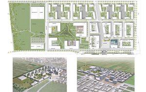 Städtebaulicher Wettbewerb Freiham-Nord, 1. Realisierungsabschnitt