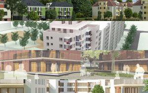 Genossenschaftlicher Neubauwettbewerb Berlin