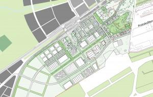 Masterplan Schönefeld – Northgate West