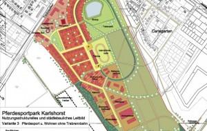 Leitbild und Reitwegekonzept Pferdesportpark- Wuhlheide