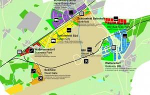 Gewerbliche Rahmenplanung Flughafenumfeld Schönefeld