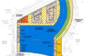 Stadtquartier Humboldthafen – Bebauungspläne II-201da, II-201db