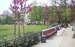 Gebietsbeauftragte für das Fördergebiet Ostkreuz Friedrichshain in Berlin (Stadtumbau Ost)