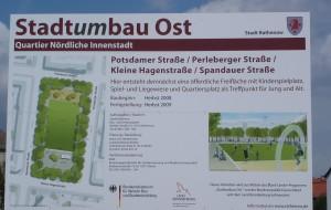 Gebietsbeauftragte für das Fördergebiet in Rathenow (Stadtumbau Ost)