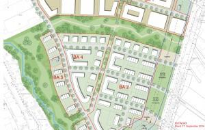 Städtebauliches Konzept Wohnpark Hönower Wiesenweg