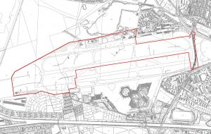Flughafen Tegel – Bebauungsplan 12-61
