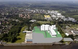 Rahmenplanung Heizkraftwerk Wedel