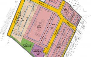 """""""Wilhelmsruher Tor"""" – Vorhabenbezogener Bebauungsplan 3-18 VE"""