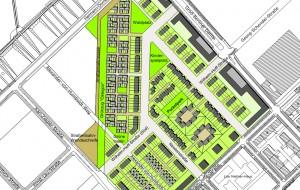 Städtebauliches Konzept Wohnen am Campus Adlershof