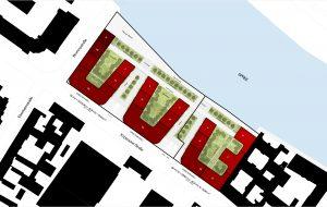 Städtebauliches Konzept Zapf-Grundstück