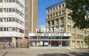 Städtebauliches Werkstattverfahren Haus der Statistik, Berlin Mitte