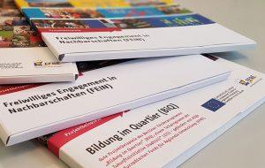 """Programmbeauftragte für """"Bildung im Quartier (BiQ)"""" und """"Freiwilliges Engagement in Nachbarschaften (FEIN)"""" in Berlin"""